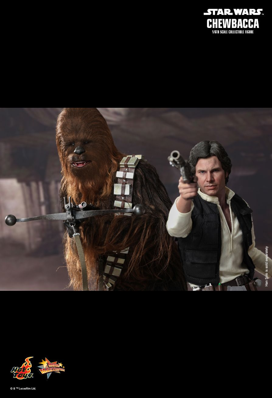 JualHotToys.com Toko JUAL HOT TOYS CHEWBACCA Star Wars Episode IV MMS262 1/6 Movie Action Figure Harga Murah - MISB Produk Distributor Resmi Jakarta Indonesia