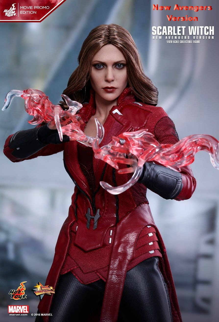 Jualhottoys Com Hot Toys Scarlet Witch New Avengers Mms357