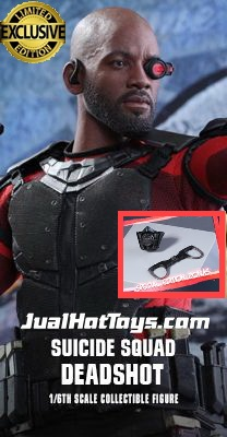 JualHotToys.com Toko JUAL HOT TOYS Deadshot MMS381 Special Edition 1/6 Movie Action Figure Harga Murah - MISB Produk Distributor Resmi Jakarta Indonesia